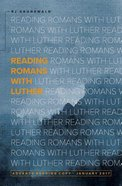 Reading Romans With Luther Paperback