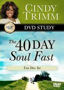 The 40 Day Soul Fast (Dvd Study) DVD