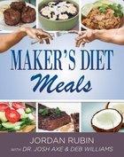 Maker's Diet Meals Hardback