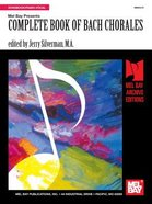 Complete Book of Bach Chorales (Music Book) Paperback
