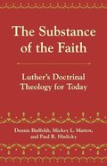 The Substance of the Faith Paperback