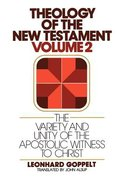 Theology of the New Testament, Volume 2: Paperback