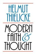 Modern Faith and Thought Paperback