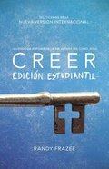 Creer (Believe Student Edition) (Para Jovenes) (Believe (Zondervan) Series) Paperback