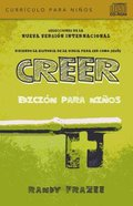 Creer (Believe Children's Curriculum) (Curriculo Para Ninos DVD) (Believe (Zondervan) Series) Dvd-rom