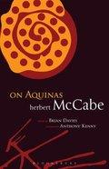 On Aquinas Paperback