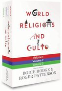 World Religions and Cults (3 Volume Set) (World Religion & Cults Series) Box