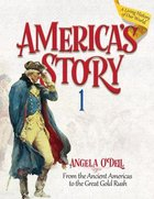 America's Story (Volume 1) (Student) Paperback