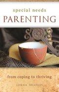 Special Needs Parenting Paperback