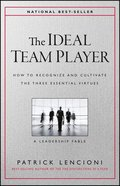The Ideal Team Player Hardback