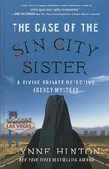 The Case of the Sin City Sister (Large Print) (#2 in Divine Private Detective Agency Mystery Series)