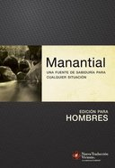 Manantial Edicion Para Hombres (Touchpoints For Men) Paperback