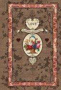 NLT Vintage Gift Collection: Love Devotional New Testament Hardback