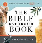 The Bathroom Bible Book Paperback
