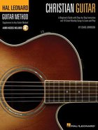 Christian Guitar Method: A Beginner's Guide (Music Book With Cdrom)