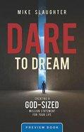 Dare to Dream Preview Book Paperback