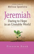 Jeremiah: Preview Book Paperback