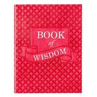 Book of Wisdom (Bright Pink Luxleather) (Pocket Inspirations Series)