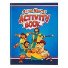 Super Heroes Activity Book