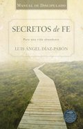 Manual De Discipulado Secretos De Fe Paperback