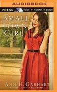 Rosey Corner #02: Small Town Girl (Unabridged, MP3) (#02 in Rosey Audiobook Series) CD