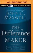 The Difference Maker (Mp3) CD