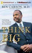 Think Big (Unabridged, 7 Cds) CD