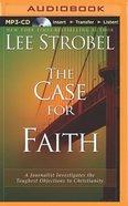 The Case For Faith (Mp3) CD