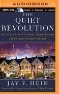 The Quiet Revolution (Mp3 1cd) CD