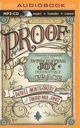Proof (Unabridged Mp3) CD