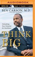 Think Big (Unabridged, Mp3) CD