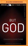 But God (Unabridged, Mp3) CD