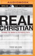 Real Christian (Unabridged, Mp3) CD