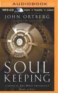 Soul Keeping (Unabridged, Mp3) CD