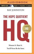 The Hope Quotient (Unabridged, Mp3) CD