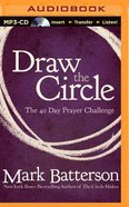 Draw the Circle (Unabridged Mp3) CD