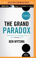 The Grand Paradox (Unabridged, Mp3) CD