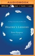 Heaven's Lessons (Unabridged, Mp3) CD
