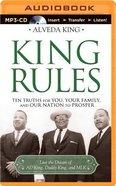 King Rules (Unabridged, Mp3) CD