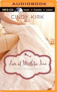 A Love At Mistletoe Inn - December Wedding Story (Unabridged, MP3) (#01 in Year Of Wedding Story Novella Series Audio)