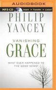 Vanishing Grace (Unabridged, Mp3) CD