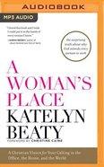 A Woman's Place (Unabridged, Mp3) CD