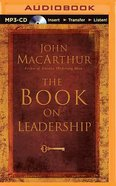 The Book on Leadership (Abridged, Mp3)