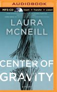 Center of Gravity (Unabridged, Mp3) CD