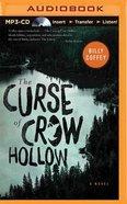 The Curse of Crow Hollow (Unabridged, Mp3) CD