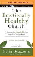 Emotionally Healthy Church, Updated & Expanded Edition (Unabridged, Mp3) CD