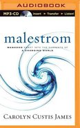 Malestrom (Unabridged, Mp3) CD