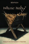 Whose Baby? Paperback