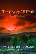 The God of All Flesh Paperback