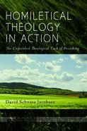 Homiletical Theology in Action eBook